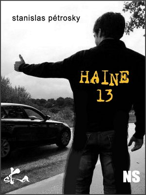 cover image of Haine 13