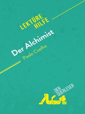 cover image of Der Alchimist von Paulo Coelho (Lektürehilfe)