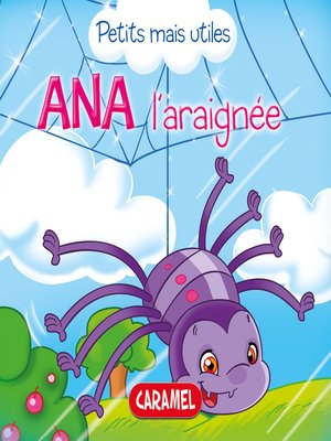 cover image of Ana l'araignée