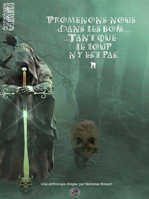 cover image of Promenons-nous dans les bois... tant que le loup n'y est pas