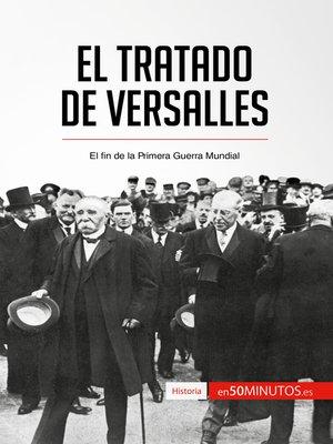 cover image of El Tratado de Versalles