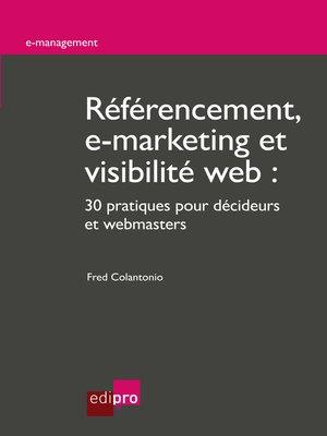 cover image of Référencement, e-marketing et visibilité web