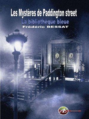 cover image of Les mystères de Paddington street