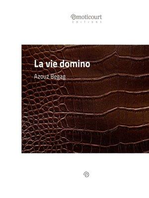 cover image of La vie domino
