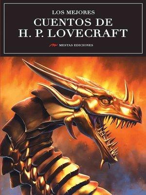 cover image of Los mejores cuentos de H.P. Lovecraft