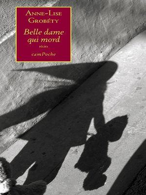 cover image of Belle dame qui mord