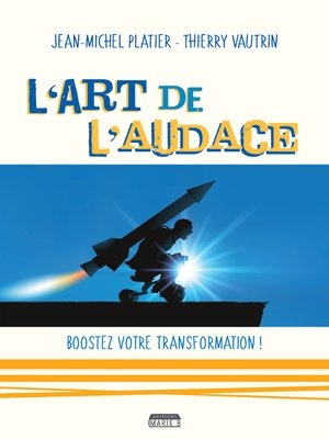 cover image of L'art de l'audace