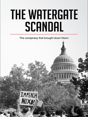 cover image of The Watergate Scandal