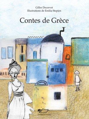 cover image of Contes de Grèce