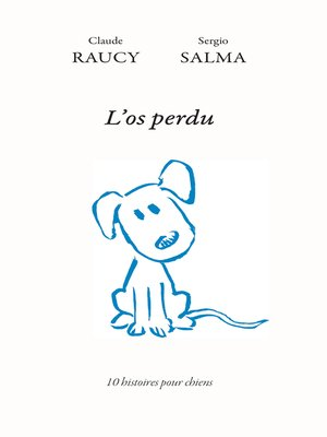 cover image of L'os perdu
