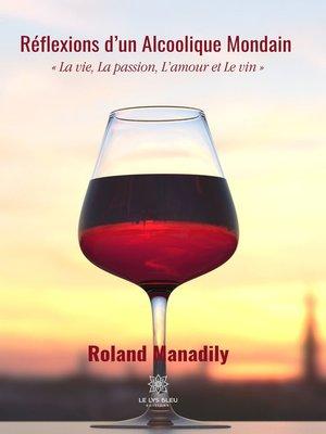 cover image of Réflexions d'un Alcoolique Mondain