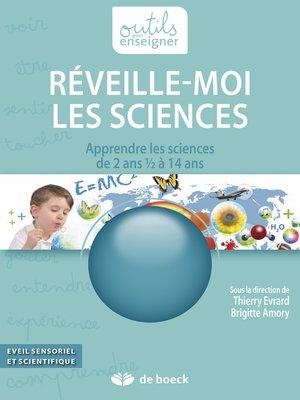 cover image of Réveille-moi les Sciences