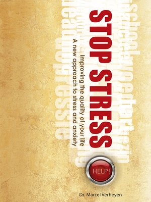 cover image of Stop Stress
