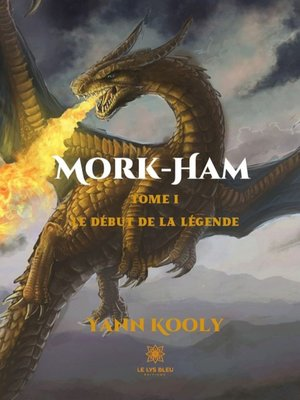 cover image of Mork-Ham--Tome 1
