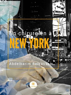 cover image of Un chirurgien à New York