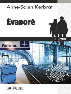 cover image of Évaporé