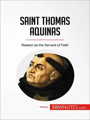 cover image of Saint Thomas Aquinas
