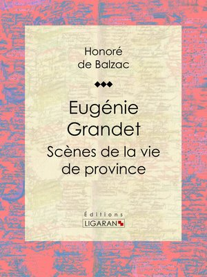cover image of Eugénie Grandet