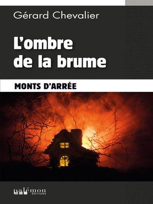 cover image of L'ombre de la brume
