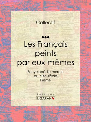 cover image of Les Français peints par eux-mêmes