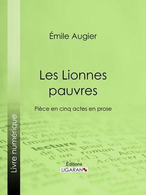 cover image of Les Lionnes pauvres