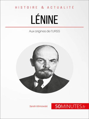 cover image of Lénine