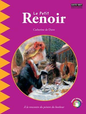 cover image of Le petit Renoir