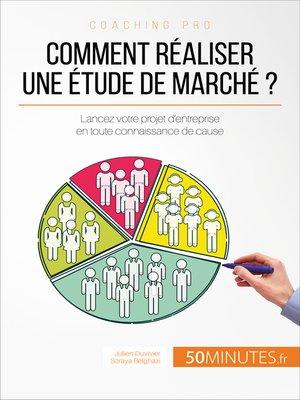 cover image of Comment réaliser une étude de marché ?