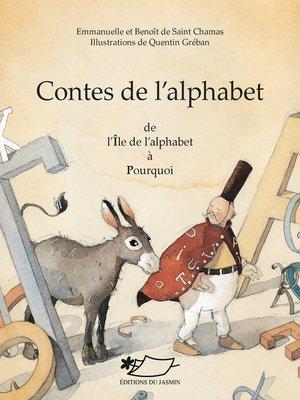 cover image of Contes de l'alphabet II (I-P)
