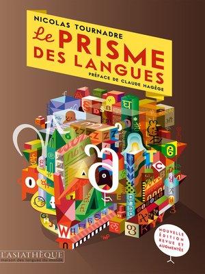cover image of Le prisme des langues