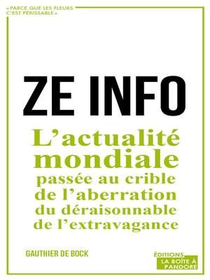 cover image of ZE info