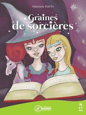 cover image of Graines de sorcières