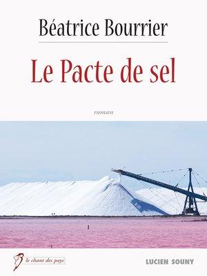 cover image of Le Pacte de sel