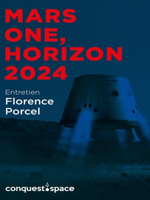 cover image of Mars One, horizon 2024