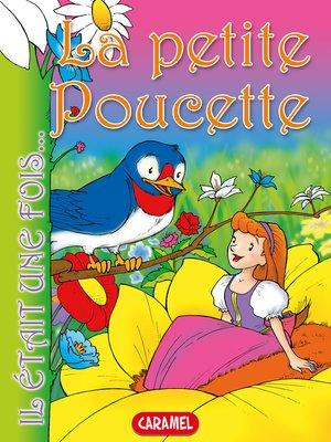 cover image of La petite Poucette