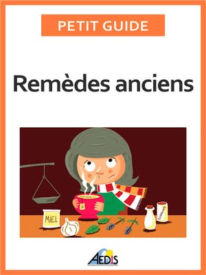cover image of Remèdes anciens