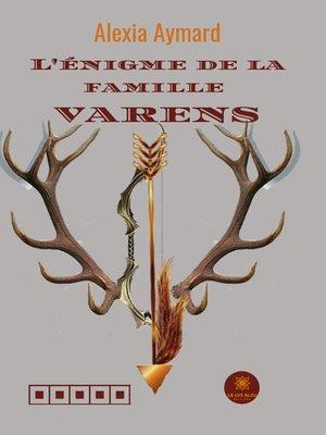 cover image of L'énigme de la famille Varens