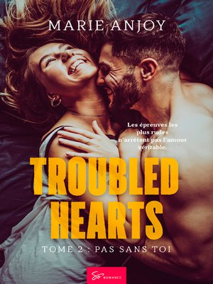 cover image of Troubled Hearts--Tome 2