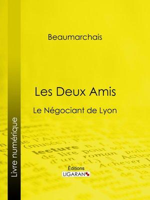 cover image of Les Deux Amis