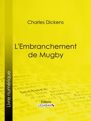 cover image of L'Embranchement de Mugby
