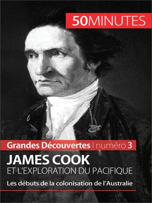 cover image of James Cook et l'exploration du Pacifique