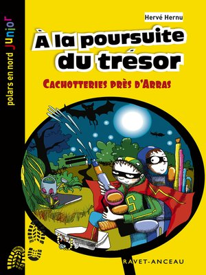 cover image of À la poursuite du trésor