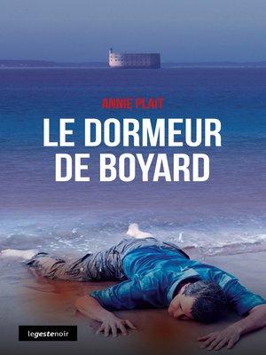 cover image of Le Dormeur de Boyard