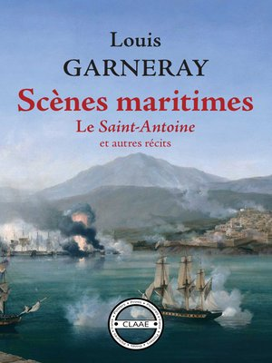 cover image of Scènes maritimes