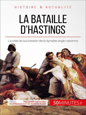 cover image of La bataille d'Hastings