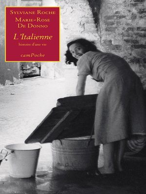 cover image of L'italienne