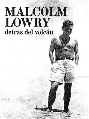 cover image of Detrás del volcán