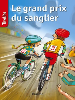 cover image of Le grand prix du sanglier