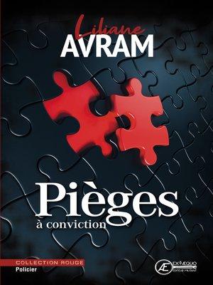 cover image of Pièges à conviction