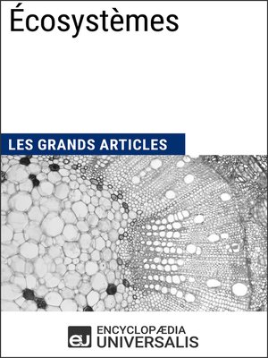 cover image of Écosystèmes